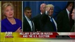 Трамп говорит о Крыме и вызывает огонь со стороны Клинтон