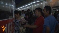 Брошенных детей возвращают в Кыргызстан