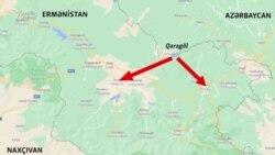 Azərbaycan hansı əraziləri dəyişdirə bilər?