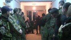 Жадан співає «про коняку» з бійцями полку «Дніпро-1» (відео)