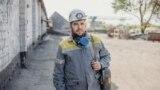 Андрій Ягодкін, шахтар шахти «Алмазна» і кандидат у депутати міськради Добропілля