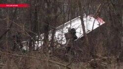 Польша считает взрыв причиной крушения самолета Качиньского