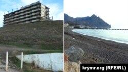 Бывшая база отдыха «Солнечный берег» в Курортном