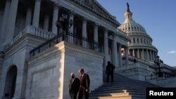 Ndërtesa e Kongresit amerikan.