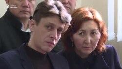 Атамбаевдин соту: судья өтүнүчтү четке какты