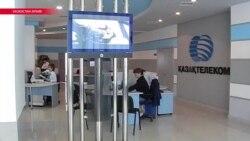Казахстан у сьнежні можа застацца без расейскага ТБ
