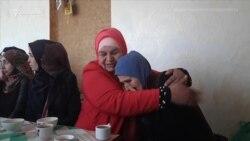 Qırımlı mabüslerniñ evlerinde «halq musafirleri» (video)
