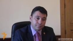 Շարմազանովը կարծում է, որ Հայաստանը նաև անվտանգության խնդիր է լուծել