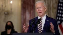 """Biden: """"Egyedül nem vagyunk rá képesek"""""""