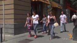 تعطیلات نوروزی و گردشگران ایرانی در ارمنستان