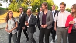 Представник США в ООН Саманта Пауер приїхала на Майдан