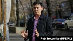 Юрист Джохар Утебеков. Алматы, 4 ноября 2020 года.