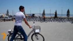 Условия велопроката в Бакинском бульваре