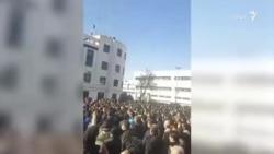تجمع در مشهد و نیشابور در اعتراض به گرانی