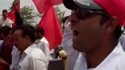 'پاکستان تحریک انصاف حکومت دې هیسته شي'