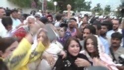 د پاکستان حکومت د اپوزیشن په احتجاج کې بجټ وړاندې کړ