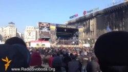 Якщо у бік Майдану буде вистріл, ми візьмемося за зброю і дамо відсіч – львівська міліція