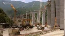 Ura e Kaçanikut, më e gjata në rajon