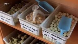 Кыргызстанец открыл магазин в Москве и продает шоро, чучук и курут