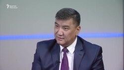 Матраимов: Атамбаевге ыраазымын
