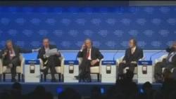 Erdogan Storms Out Of Debate In Davos