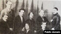 Militanți socialiști români din anii 1917-1921