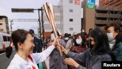 شعله المپیک در 26 مارس 2021 وارد فوکوشیما می شود.