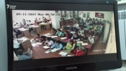 В вузах Таджикистана появились камеры видеонаблюдения