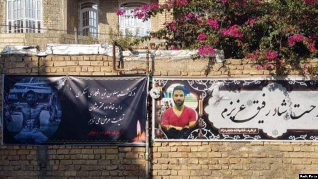 ۱۵۰ فعال مدنی و سیاسی: هدف نظام از اعدام افکاری ترساندن مردم است