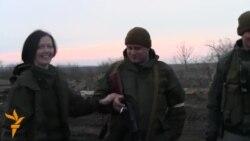 Ukrainanyň zenan harbylary