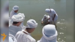 Iraqi Mandaeans Celebrate Religious Holiday In Kurdistan