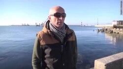 Сочи. Активист Экологической Вахты Владимир Кимаев - о проблемах сочинцев и давлении на экологов