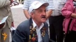 Чорнобильці вимагають законних пенсій