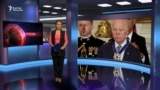 """Байден """"Эркиндик"""" медалын алды"""