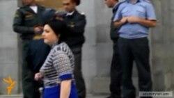Սուրիկ Խաչատրյանի տիկինը՝ Լորետա Բարսեղյանը ցուցմունք է տվել որդու մասին