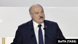 Александр Лукашенко, февраль 2021 года