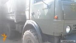 Ուկրաինայում ռուսական բանակի մայոր է ձերբակալվել