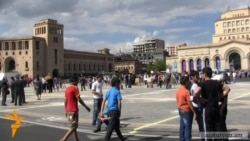 Traffic-Free Streets In Yerevan To Mark Earth Day