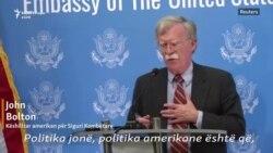 Bolton: Uashingtoni nuk do të përfshihet në idenë për shkëmbim territoresh