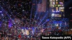 Amerikai választás képekben: ünneplések és tüntetések