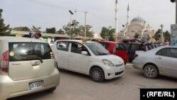 خدمات مسافر بری تکسی در شهر شبرغان ولایت جوزجان