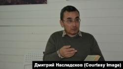 Амир Мусаев на Астраханском фестивале языков в 2019 году
