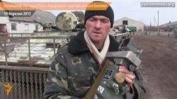 Батальйону «Київська Русь» подарували американський пристрій нічного бачення