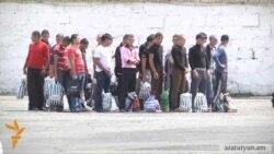 Հայաստանում ընթանում է գարնանային զորակոչ