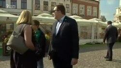 Yuliya Timoşenko Saakashvilini müşaiyət etmək üçün Polşaya gedib