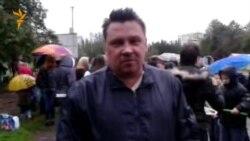 Пресс-секретарь «Анти-«Кроношпана» Дмитрий Николаев