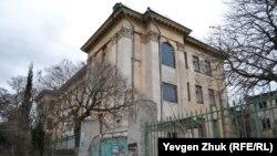 Бывшая школа-интернат №3