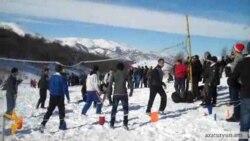 «Լոռվա ձմեռ»-ը Լոռվա լեռներում