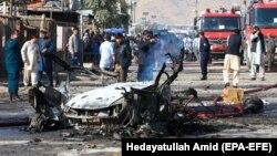 آرشیف، انفجاری در کابل
