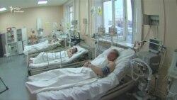 Понад 70 осіб в російському Іркутську померли через отруєння косметичним засобом (відео)